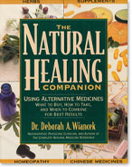 The Natural Healing Companion: Using Alternative Medicines